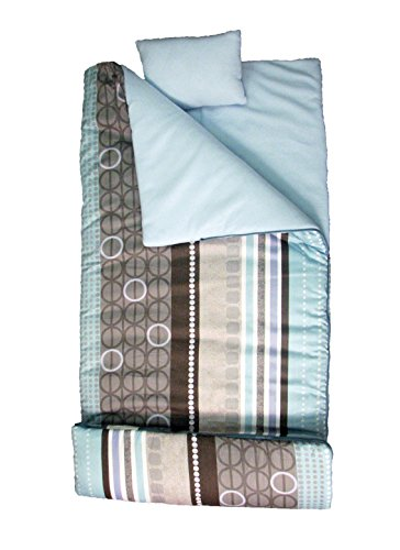 Soho Kids Collection, Blue Bonnet Sleeping Bag front-825288