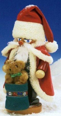 Steinbach Alpine Santa German Christmas Nutcracker