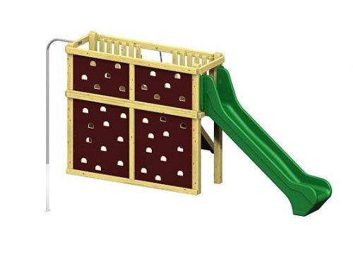 Spielturm Winnetoo Pro Variation 5 - öffentliche Spielanlagen