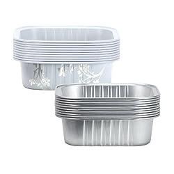 Hanna K. Signature 15006 Square Aluminum Baking Pans, 2 3/4