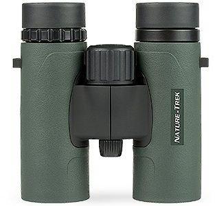 Hawke Sport Optics Nature Trek Binocular 8X32, Green Ha4150