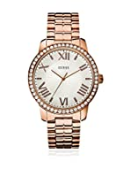 Guess Reloj de cuarzo Woman W0329L3 Rosado 42 mm