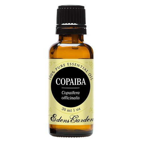 Copaiba 100% Pure Therapeutic Grade Essential Oil by Edens Garden- 30 ml