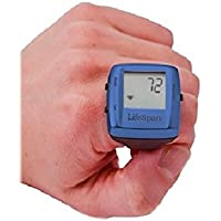 LifeSpan My Beat Heart Rate Ring (Multiple Colors)