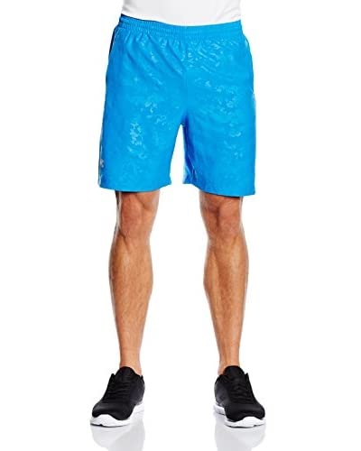 Under Armour Short Entrenamiento Running - kurze Hose Launch 7 Zoll Woven Short Azul