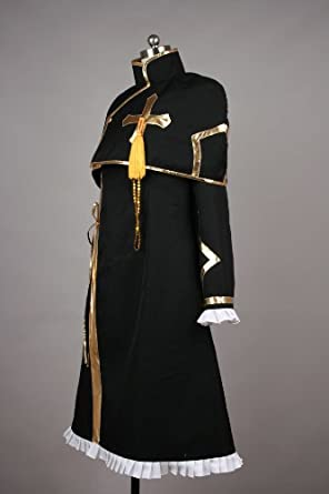 Cool-Coser Cosplay Costume L-Large Size Pandora Hearts Vincent Nightray Japanese Girl Boy Party Fiesta Festival Dress For Coser