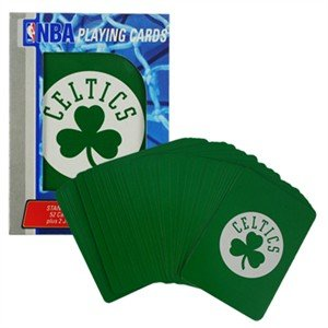 NBA Boston Celtics Playing Cards