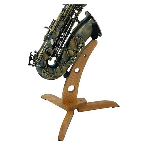 Dimavery Designood Stand for Saxophones