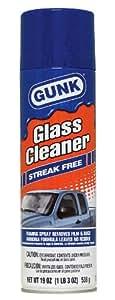 Gunk GC1 Streak Free Glass Cleaner - 19 oz.