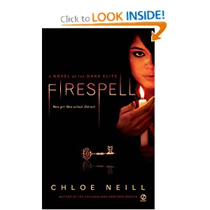 Firespell (Dark Elite, Book 1)