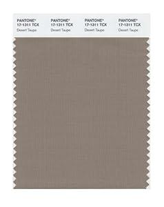 Pantone 17 1311 Tcx Smart Color Swatch Card Desert Taupe