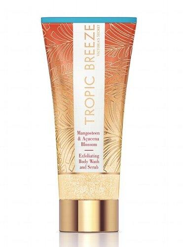 Victoria Secret Vs Fantasies Tropic Breeze Exfoliating Body Wash And Scrub
