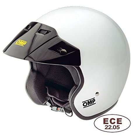 Omp - Casque Star - Taille : S - Couleur : Blanc