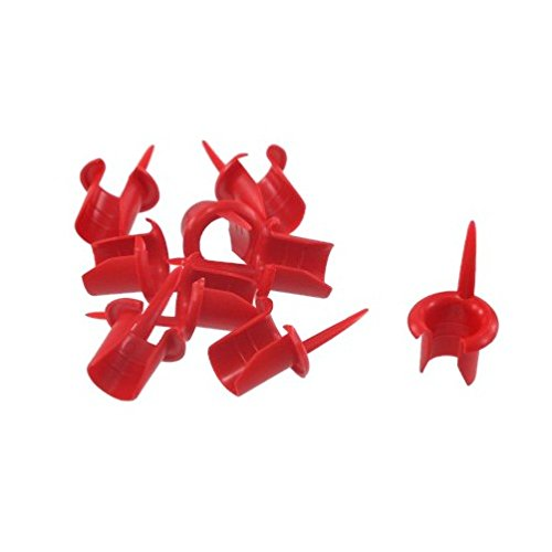 Red Plastic BX Bushings (Pack of 35) 1080p ip camera wifi 2mp hd security indoor cctv p2p surveillance cam onvif h 264 ir cut night vision network dome camara