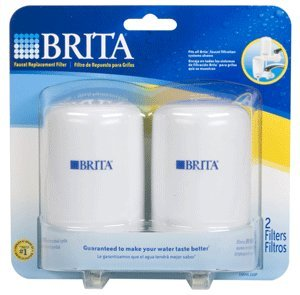 Purchase BRITA ON TAP FAUCT REPL FILTR Size: 2-PAK