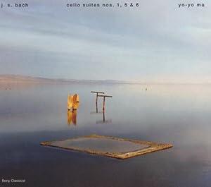 Bach : Suites pour violoncelle n° 1, 5 & 6
