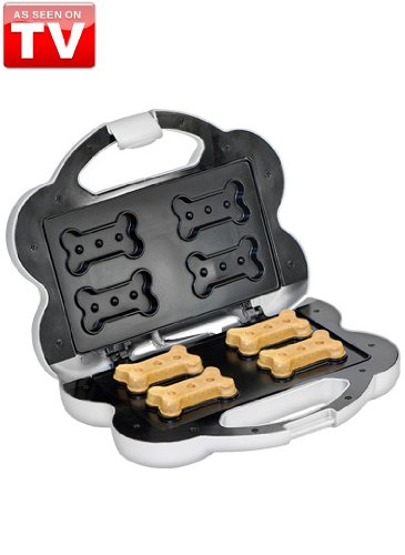 Bake-A-BoneTM Doggie Treat Maker