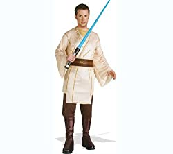 RUBIE'S Deluxe Jedi costume - One size fits all