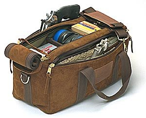 Leather Pro Shooters Bag - Bagmaster Range Bag by Bagmaster