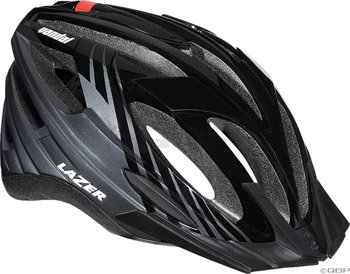 Buy Low Price Lazer Vandal Helmet with Visor: Black/Gray (BLU2005664899)