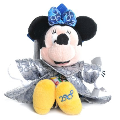 Disney Grad Nite Minnie Bean Bag [Toy] - 1