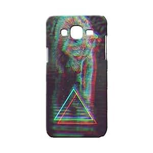 BLUEDIO Designer 3D Printed Back case cover for Samsung Galaxy A3 - G0421