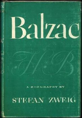 Balzac, STEFAN ZWEIG