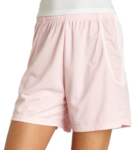 adidas Women's Squadra II Short, Diva/White, X-Small Adidas Predator Climalite Short