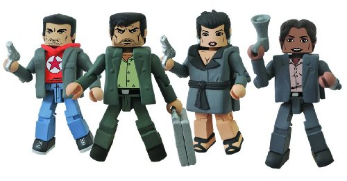 Diamond Select Toys Thief of Thieves: Minimates Box Figure Set