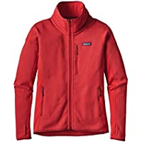 Patagonia Performance Better Women's Sweater Jacket (Epic Blue / French Red)