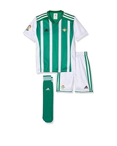 adidas Coordinato Sportivo Betis H Minikit  [Verde/Bianco]