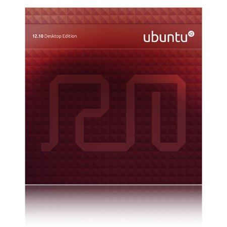 Ubuntu Linux 12.10 - Official DVD