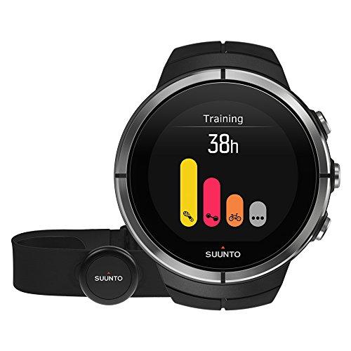 Suunto, SPARTAN ULTRA Black HR, Orologio GPS per atletica e multisport
