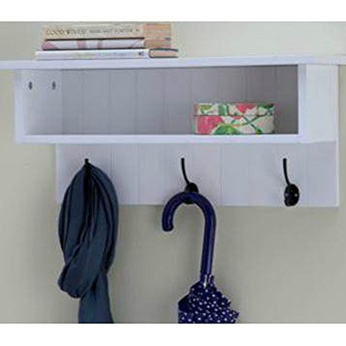 new-england-wall-mounted-hall-rack-with-storage-and-3-coat-hooks-white