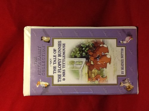 The Tale Of The Flopsy Bunnies & Mrs. Tittlemouse [Vhs]