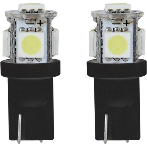 Pilot Automotive IL-194W-5 LED Replacement Bulb, White 2 Piece Kit