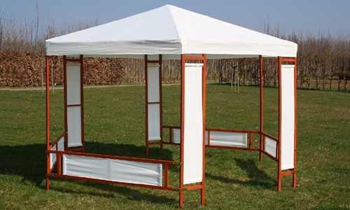 garten pavillon partyzelt holz pavillion gartenpavillon. Black Bedroom Furniture Sets. Home Design Ideas