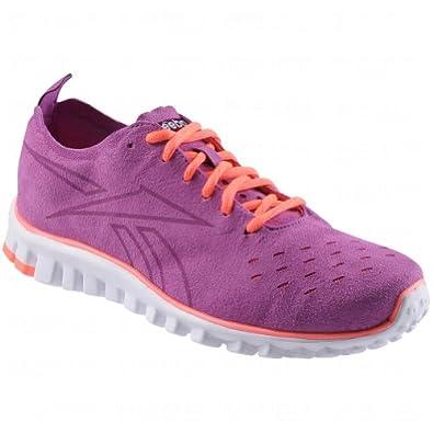 Reebok Women's RealFlex Uform Running Shoes (9.5 B(M) US Womens)