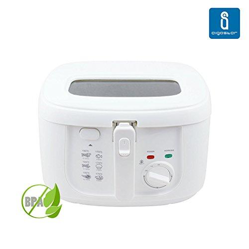 Aigostar-Indra-30HEX-Freidora-de-1800-watios-25-litros-de-capacidad-toque-fro-Diseo-y-calidad-Libre-de-BPA