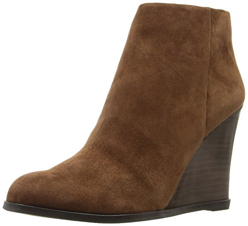 Vince Camuto Women's Gemina Ankle Bootie, Coco, 10 M US (Vince Camuto Shoes Women compare prices)
