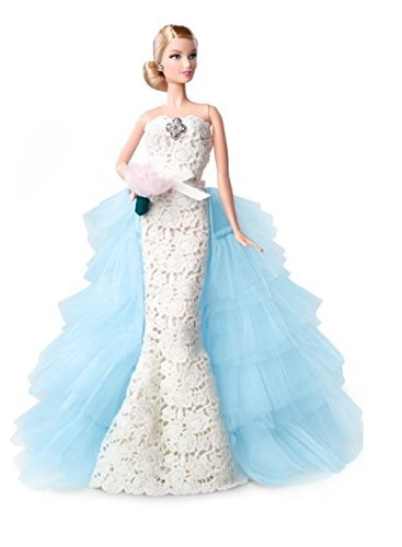 Barbie-Mueca-Oscar-de-la-renta-Mattel-DGW60