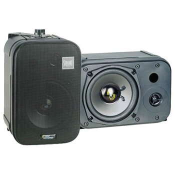 Pyle Home Pdmn48 5-Inch 2-Way Bass Reflex Mini-Monitor System (Pair)