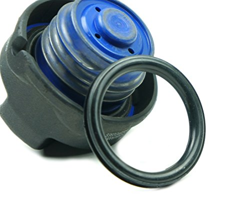 RKX Volkswagen Audi Gas cap replacement seal Fuel VW mk4 mk5 mk6 B5 b6 b7 b8 petrol (Gas Tank Seal compare prices)