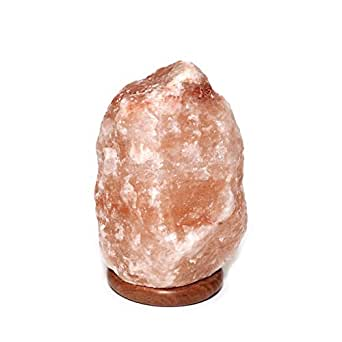 Himalayan Salt Lamps Authentic : Amazon.com: Authentic Himalayan Salt Lamp - 9-11 lbs - Exceptional Quality, Hand Carved: Home ...