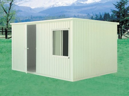 Insulated Garden Shed >> Duramax 13x10 Insulated Building Storage Shed Kit With