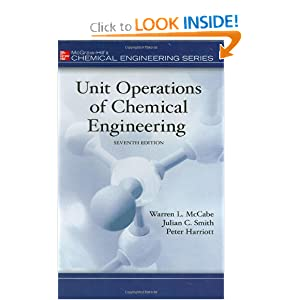 unit operations of chemical engineering pdf free download