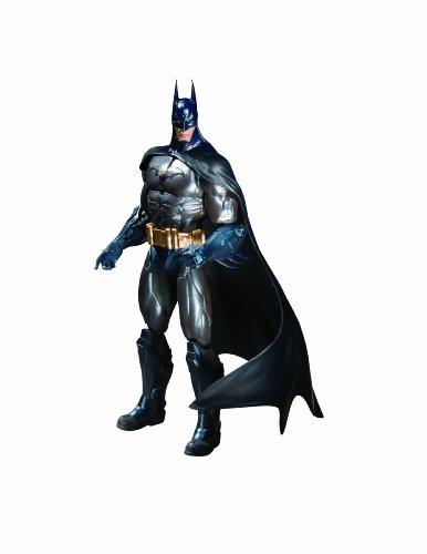 DC Direct Batman: Arkham Asylum Series 2: Batman (Armored) Action Figure