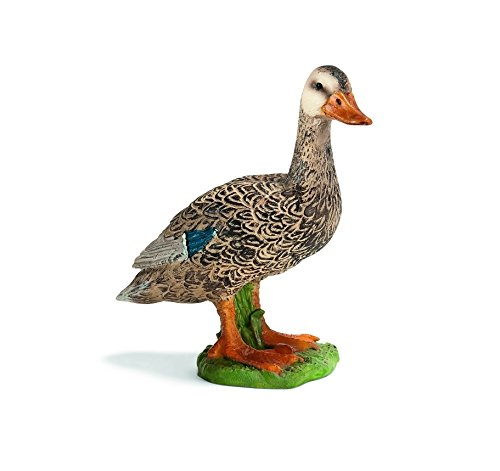 Schleich Duck Toy Figure - 1