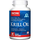 Jarrow Formulas Krill Oil, 60 Softgels