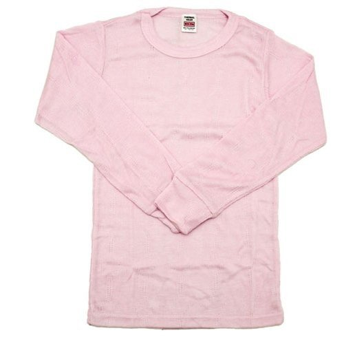 Girls Thermals Long Sleeved T-Shirt Top